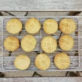 Peanut Protein Cookies - Gluten Free